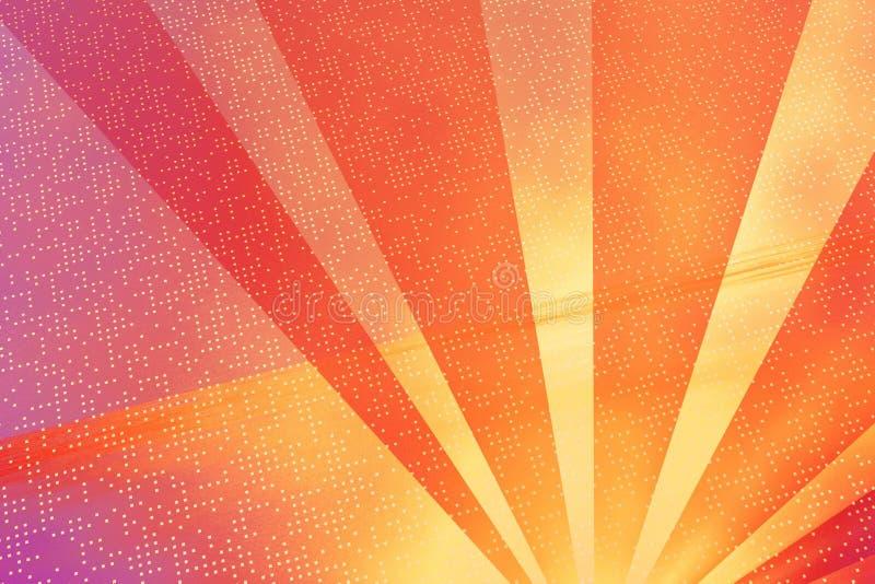 Download цифровые померанцовые лучи иллюстрация штока. иллюстрации насчитывающей электрическо - 479964