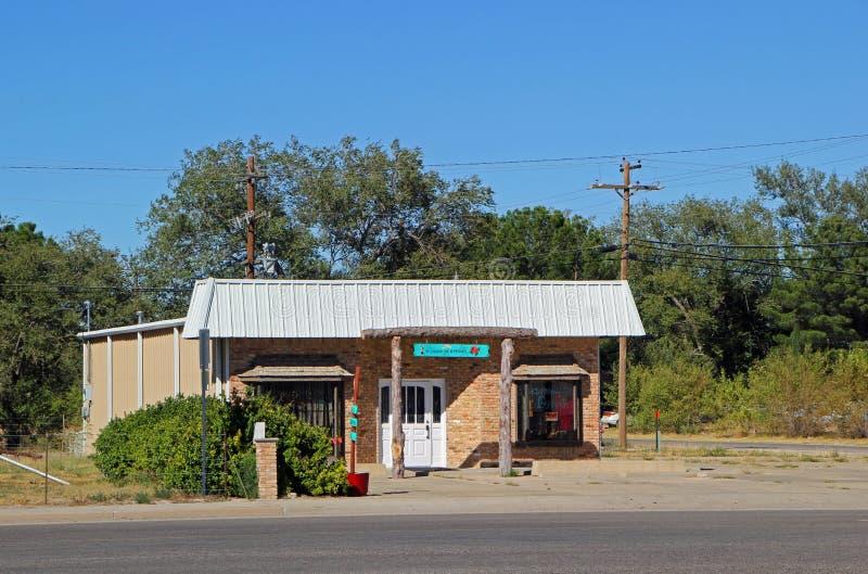 Цыгане Bunkhouse в Tatum NM стоковое фото rf