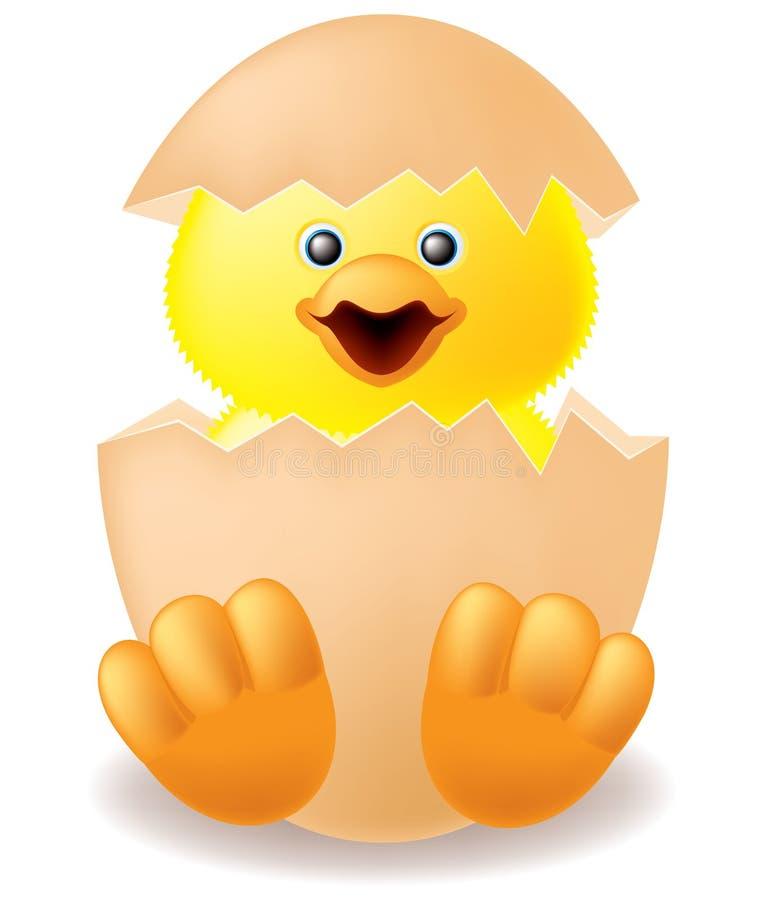 цыпленок бесплатная иллюстрация