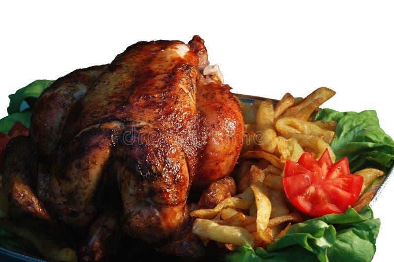 Download цыпленок стоковое фото. изображение насчитывающей обед - 650702