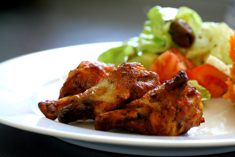 цыпленок стоковое фото rf