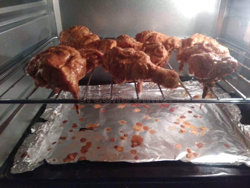 Цыпленок Tandoori стоковая фотография rf