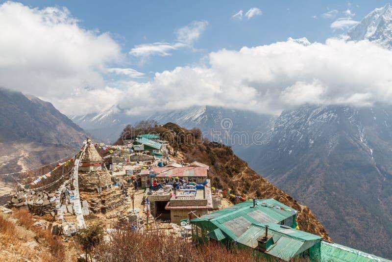 Чайная trekking стоковое изображение