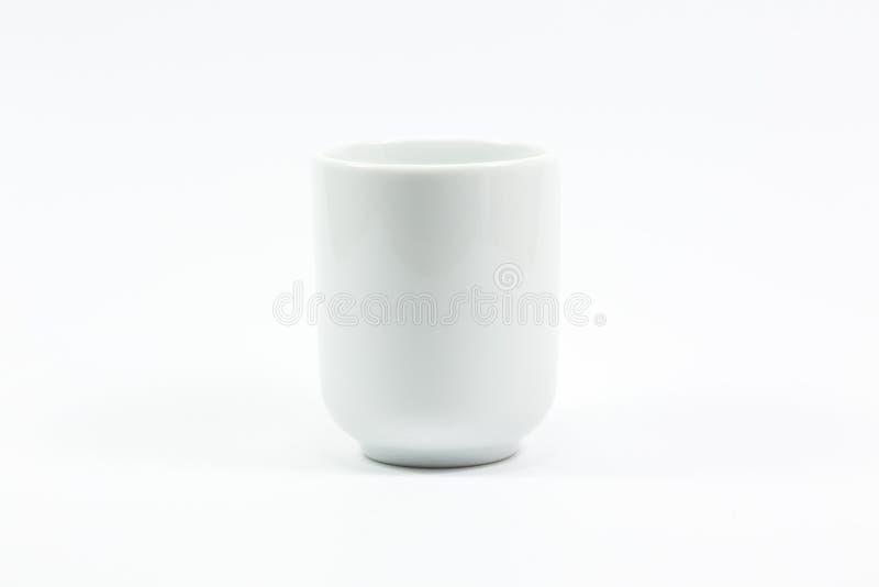 Чайник и стекло изоляции стоковое изображение rf
