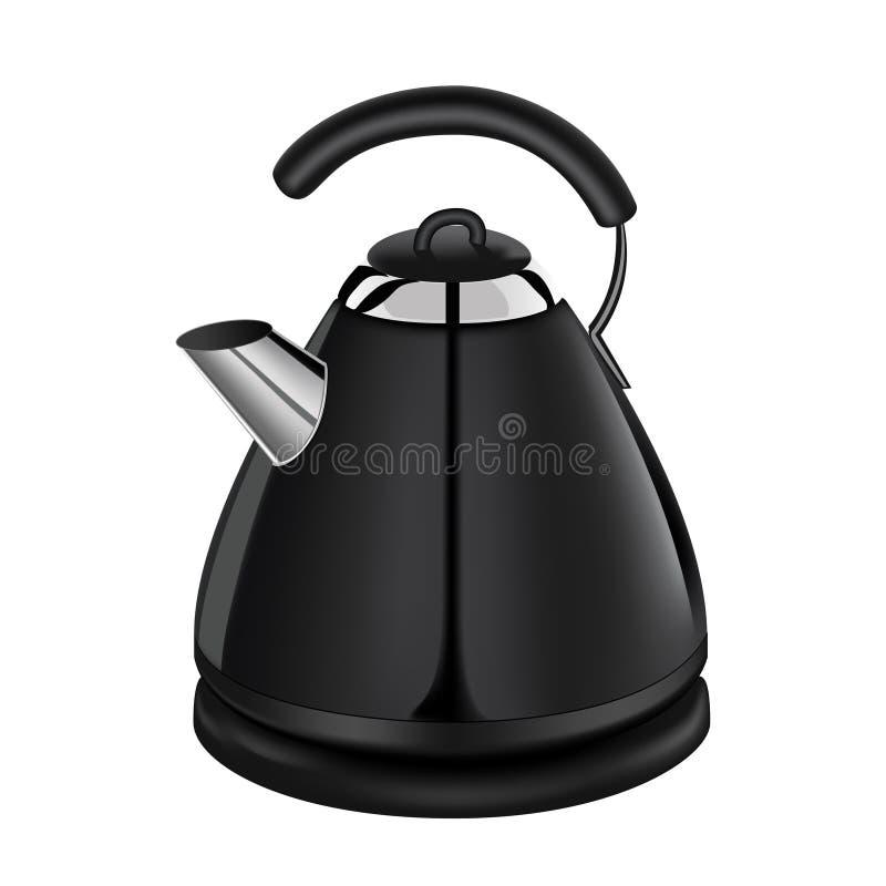 чайник иллюстрация вектора