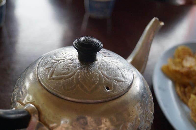 чайник стоковая фотография