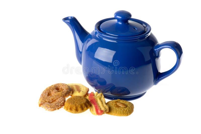 чай бака печений ассортимента стоковое изображение rf