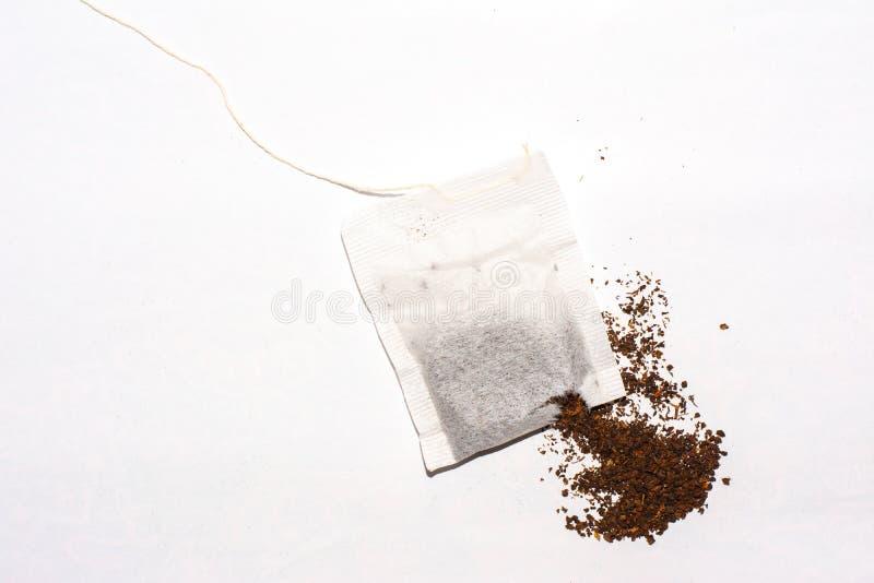 чай мешка стоковые фотографии rf