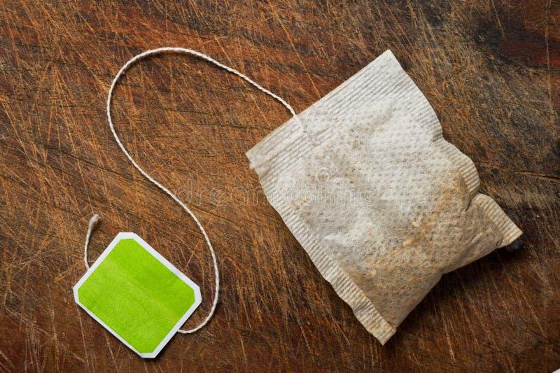 чай мешка стоковое изображение