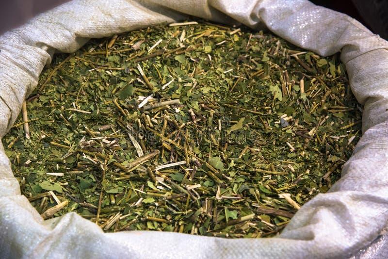 Чай ответной части Yerba стоковое изображение