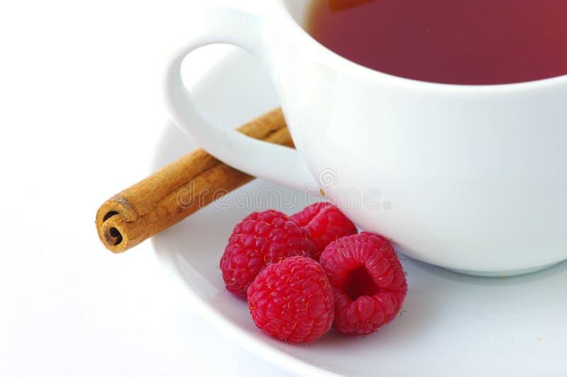 чай поленики циннамона стоковые изображения rf