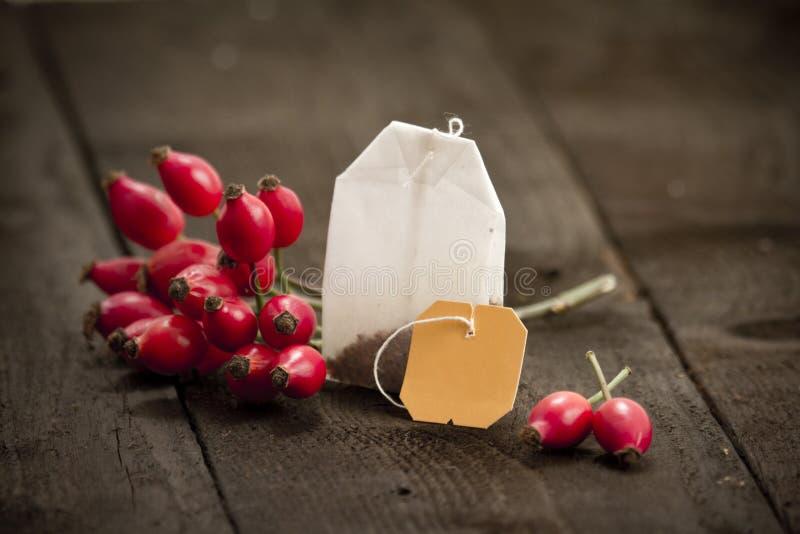 Чай розовой вальмы стоковое фото