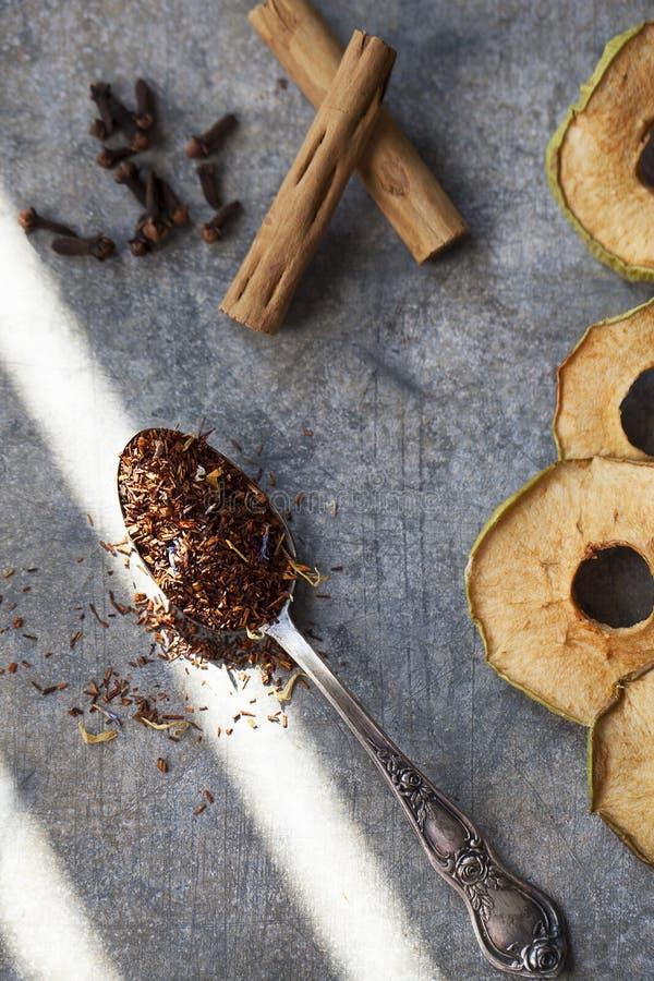 Чай специи Яблока стоковые изображения rf
