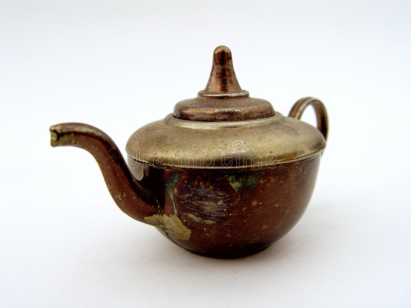 чай чайника стоковое изображение rf