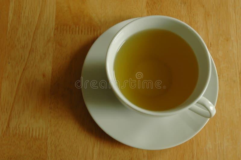 чай чашки зеленый стоковые фотографии rf