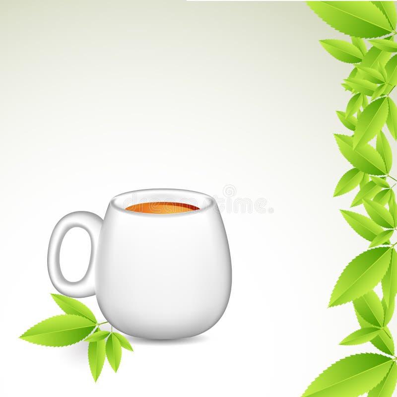 Download чай чашки иллюстрация вектора. иллюстрации насчитывающей breadcrumbs - 18391109