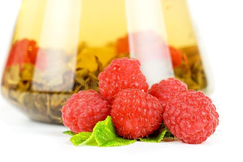 Чай ягоды стоковая фотография rf