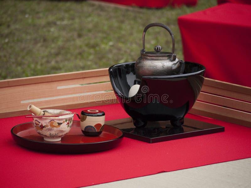 чай японии стоковые фотографии rf