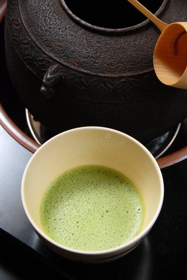 чай японца церемонии стоковые фото