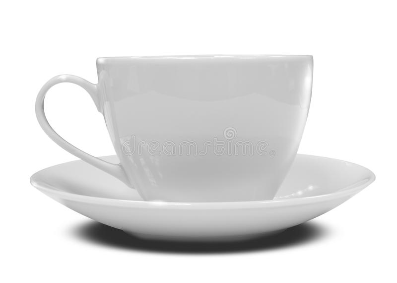 чай 1 чашки стоковое изображение rf