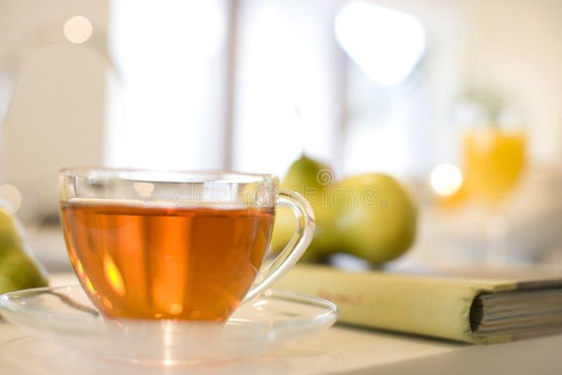 чай стоковое изображение
