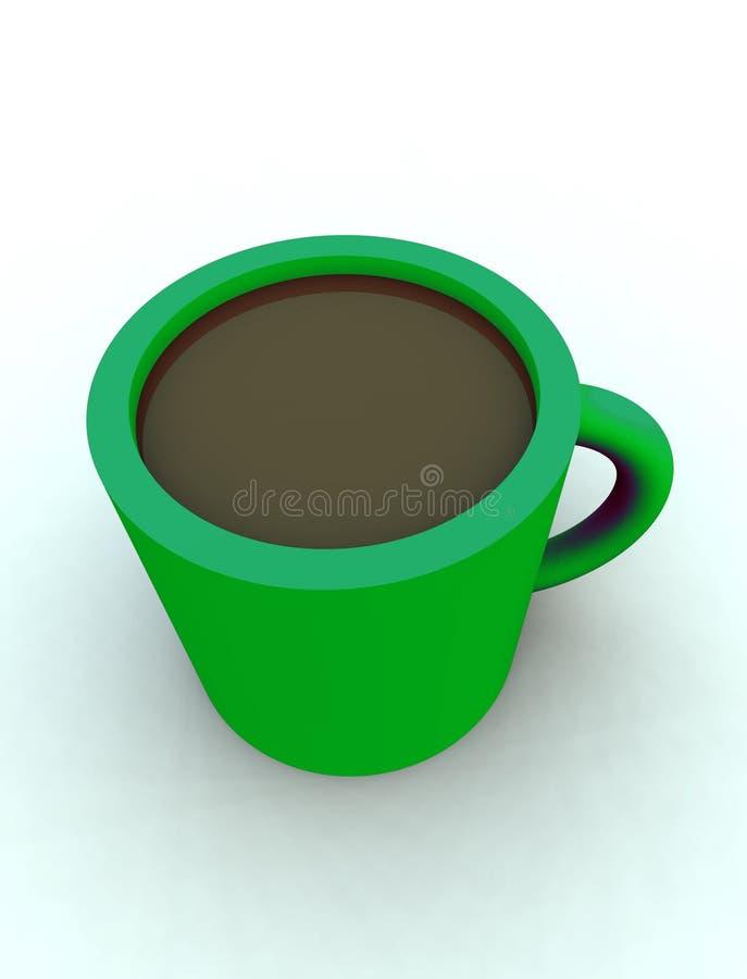 Чай 20 иллюстрация штока