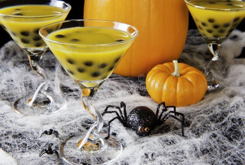 чай halloween пузыря стоковое изображение rf