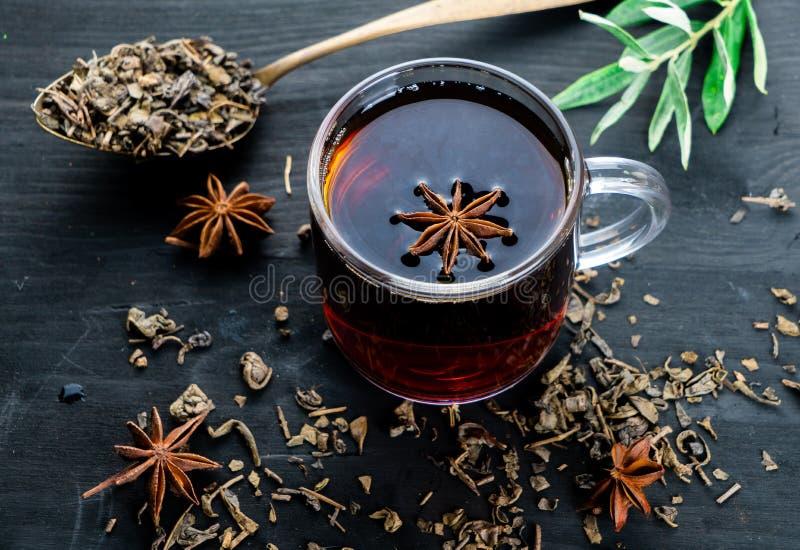 Чай Hearb стоковые изображения rf
