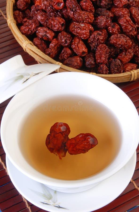 чай jujube стоковое изображение rf