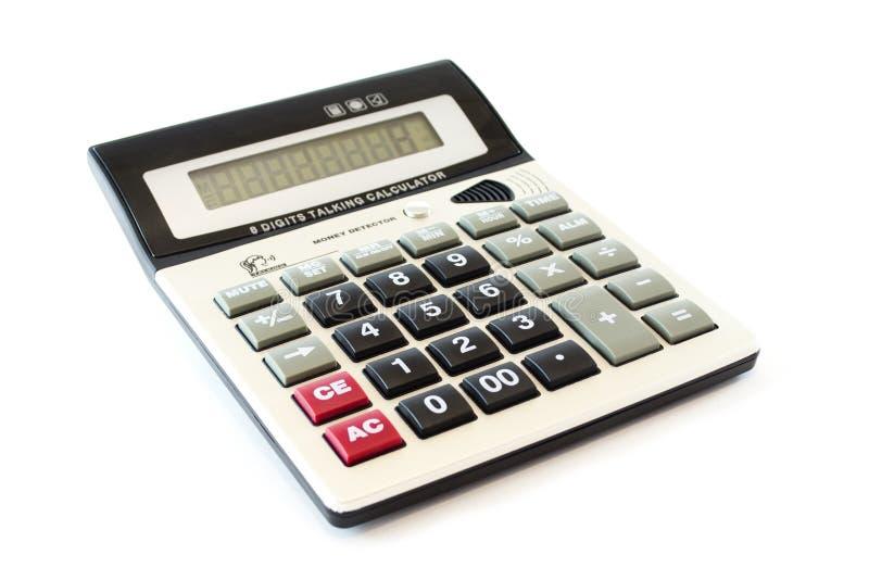 Чалькулятор стоковое фото rf