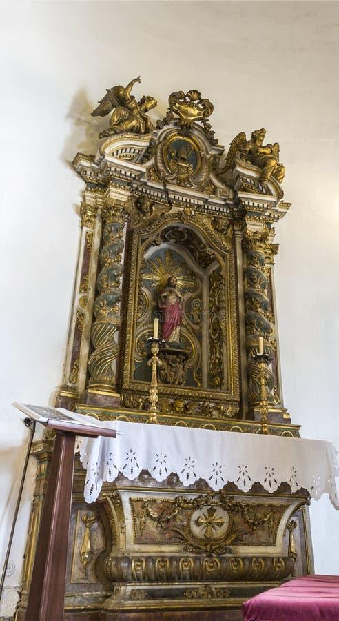 Часовня ренессанса Святого Amaro стоковое фото