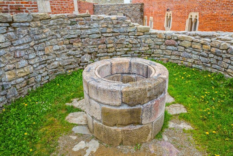 Download Часовня хорошо в замке Medvedgrad Стоковое Изображение - изображение насчитывающей вероисповедание, страна: 40589697