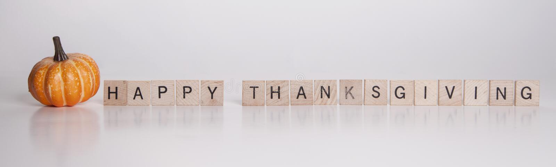Части счастливого благодарения деревянные
