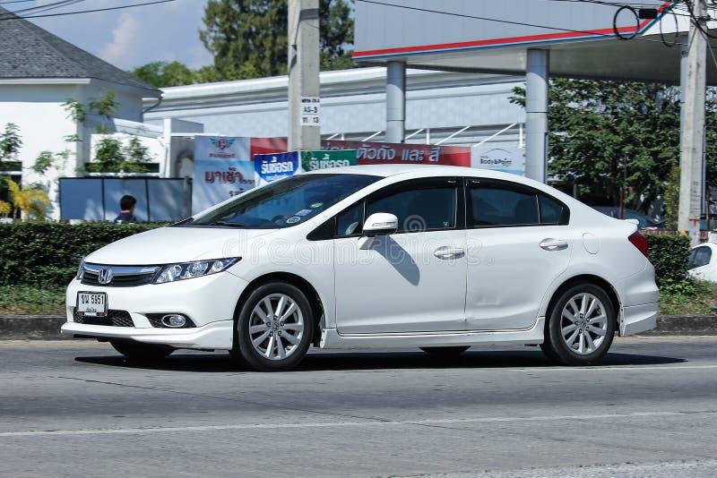 Частная машина, Honda Civic стоковые изображения