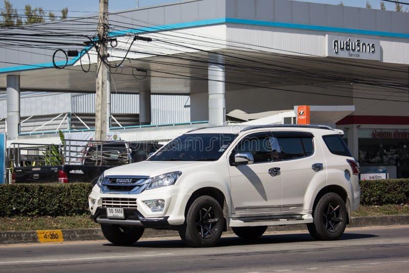 Частный автомобиль Isuzu SUV Mu x mu-x стоковые фото