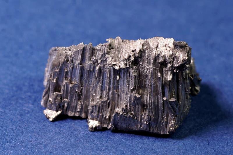 Часть активного металла, часть чистого металла стоковые фото