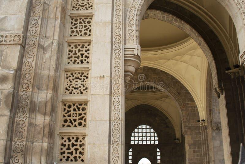 Часть ворот Индии - 3 стоковая фотография
