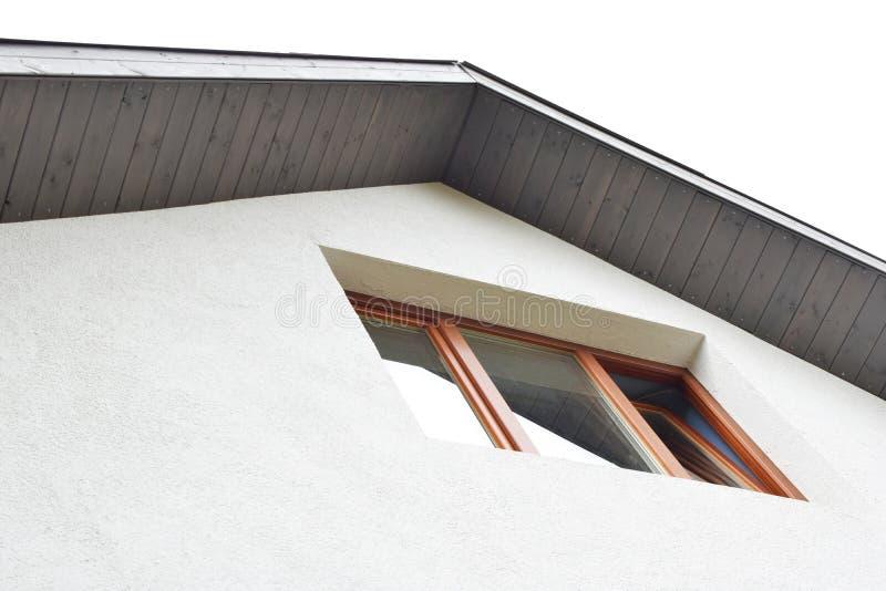 Часть дома стоковые фотографии rf