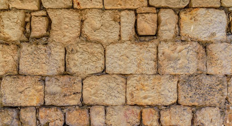 Часть каменной стены стоковые изображения