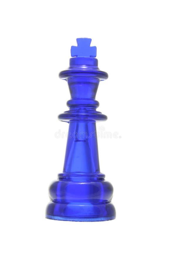 часть короля шахмат стоковая фотография rf