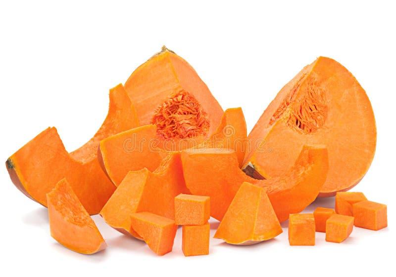 Часть овоща тыквы стоковые изображения rf