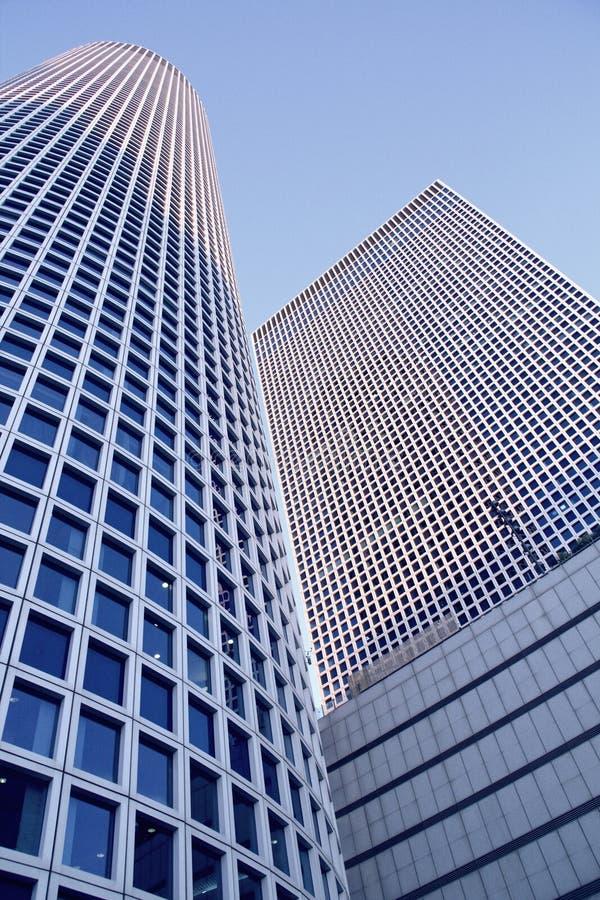 Download Часть современных зданий стоковое изображение. изображение насчитывающей элегантность - 33728385
