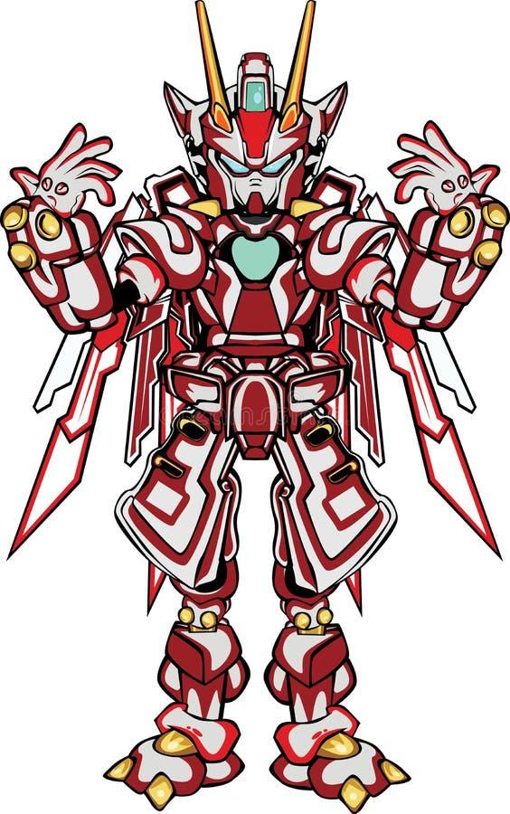 Часть тела robo g бесплатная иллюстрация