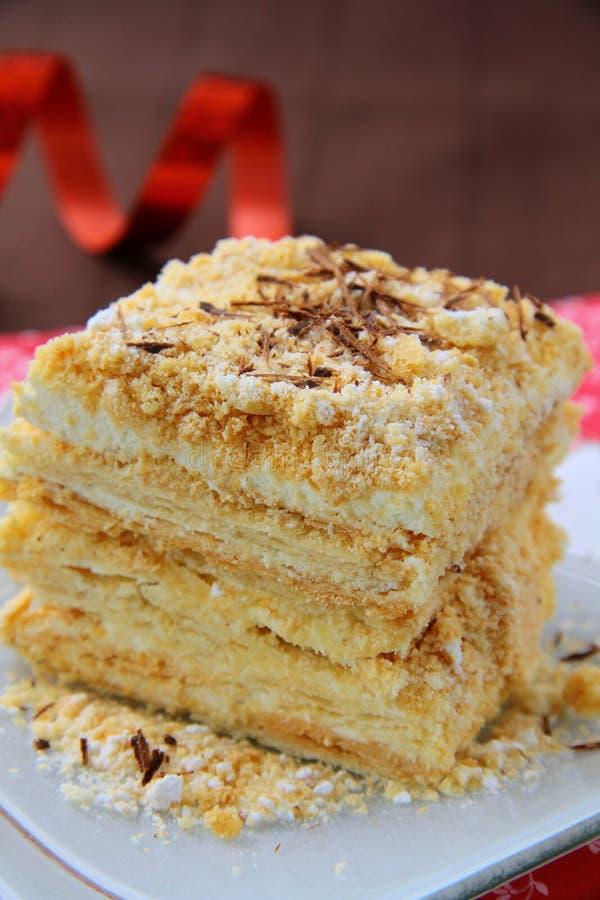 часть торта довольно вкусная стоковые изображения