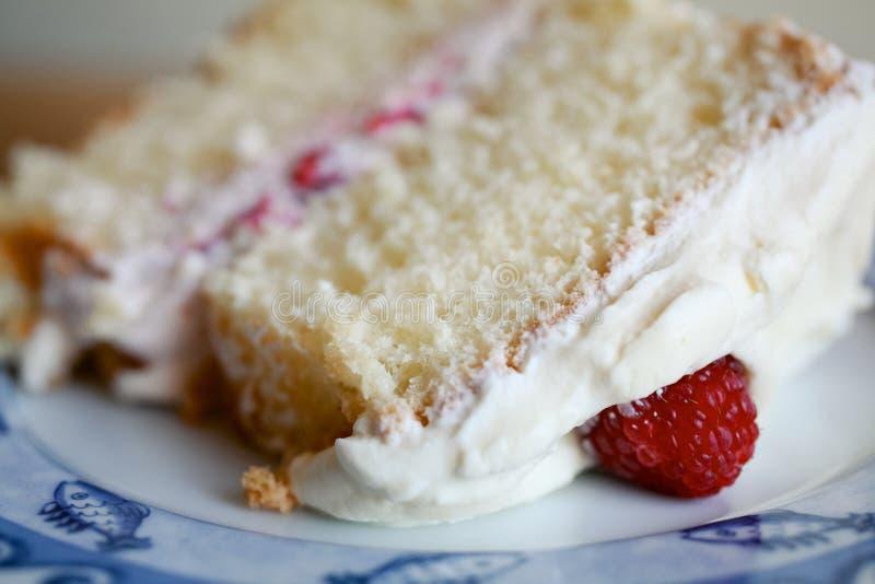 Часть торта стоковое изображение rf