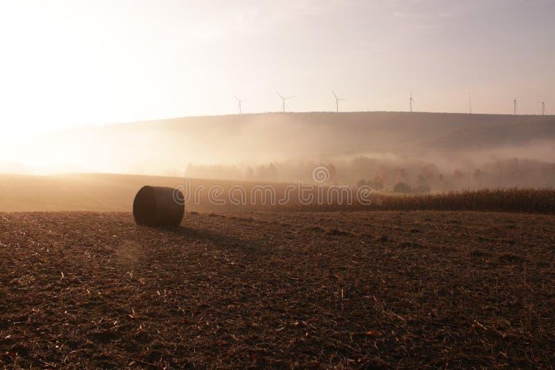 Часть II восхода солнца славы утра стоковая фотография