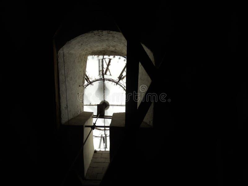 Часы башни стоковые фото