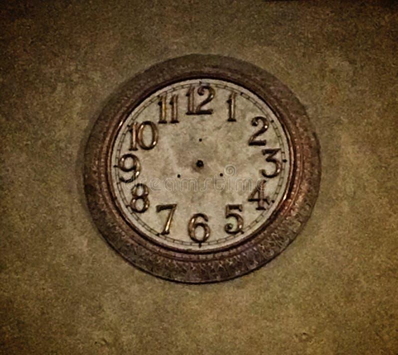 Часы без рук стоковое изображение rf