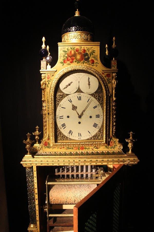 Часы в музее, Utrecht стоковые изображения rf