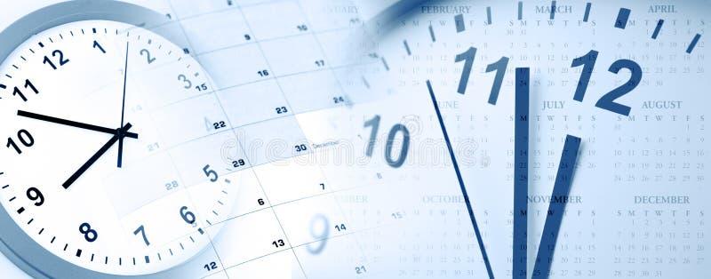 Часы и календари стоковые фотографии rf